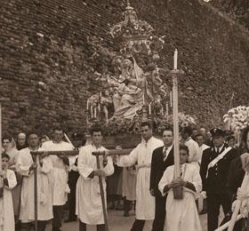 Processione del 6 maggio (anni cinquanta)